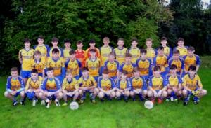 Enniskillen Gaels U16 squad.